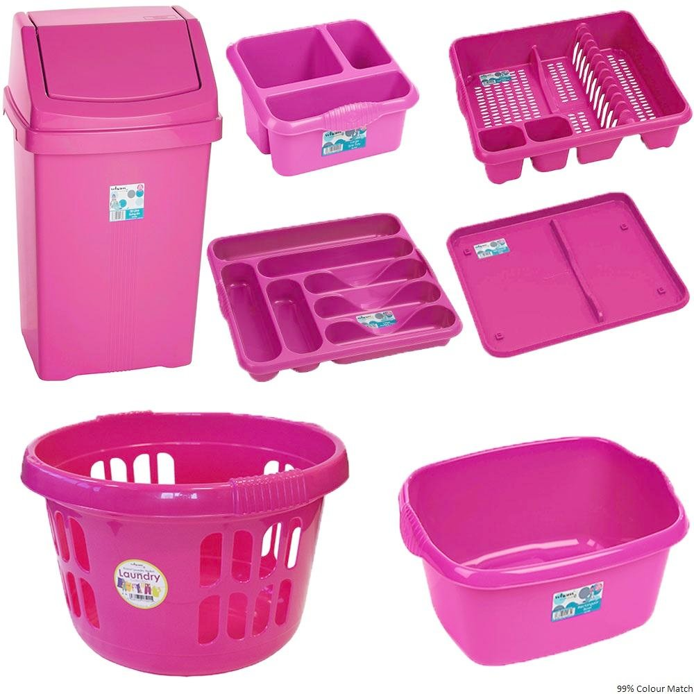 Marvelous Pink Kitchen Things   Fuchsia Kitchen Accessories   #EveryCrayonCounts #PenguinKids