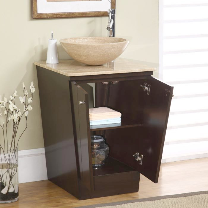 Sink Cabinet Bathroom   ... 22u201d Lillian   Bathroom Vanity ...