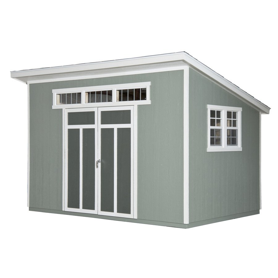Superior Sheds For Sale Lowes   Heartland (Common: 8 Ft X 12 Ft; Interior Dimensions: 7.5