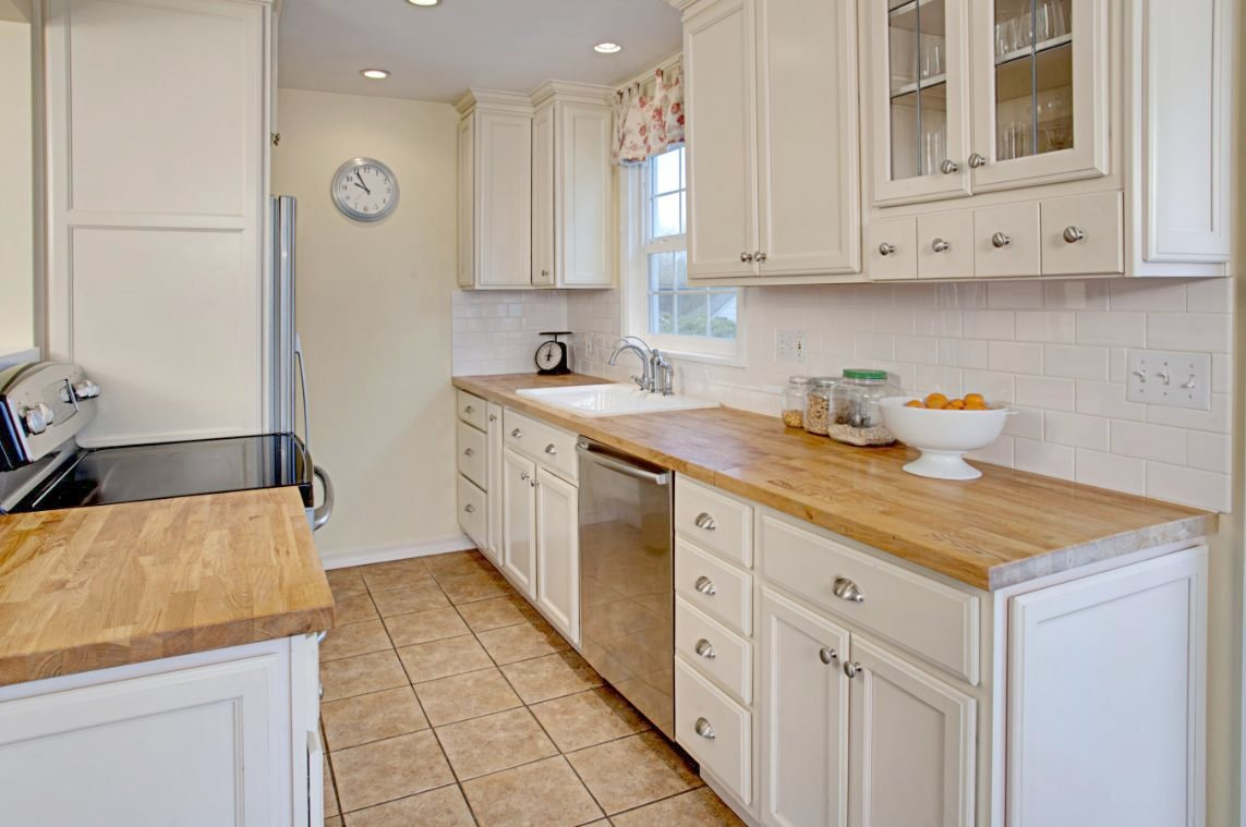 Wonderful Cape Cod Kitchen Design Ideas   Before After Cozy Cape Cod Gets Makeover Hooked On Houses Gallery And  Kitchen Remodel Pictures