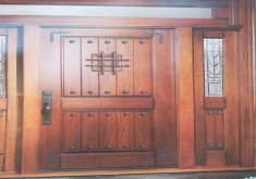 Attractive Main Door Corporation   Maindoor Corporation Rustic Finish W/ Speakeasy, Wrought Iron U0026 Clavos