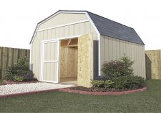 Attractive Sheds For Sale Lowes   Material Choices