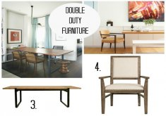 Awesome Double Duty Furniture   Double Duty Furniture For Small Spaces