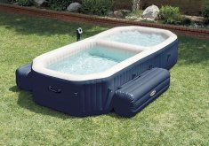 Awesome Portable Hottub   The Best Portable Hot Tub U2013 An Inflatable Hot Tub/Swimming Pool Combo!