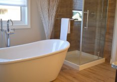 Bath Or Shower   About 65% Of Canadian Use The Shower Exclusively And Forgo Baths Completely.