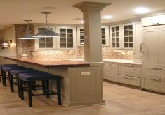 kitchen bar design