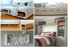 bedroom organizer ideas