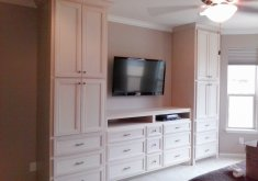 bedroom wall storage units