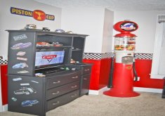 Car Bedroom Decor   Race Car Bedroom Decorating Ideas | Disney Cars Bedroom, Disney Cars Theme  Bedroom Includes A