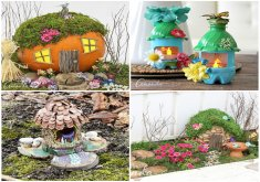 Charming Garden Crafts To Make   Lots Of Garden Crafts That You Can Make! Create Your Own Garden Decorations  With These