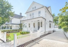Delightful Sag Harbor Homes For Sale   Main Street Sag Harbor