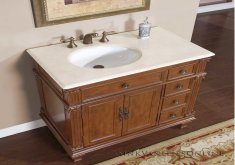 Delightful Sink Cabinet Bathroom   Bathroom Sink Cabinets With Sink Bathroom Counter Design Vintage UCdlbt