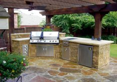 Diy Outdoor Kitchen Ideas   Tags: Outdoor Kitchens ...
