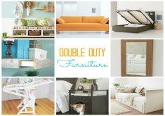 Double Duty Furniture   Furniture That Does Double Duty   Homes.com