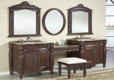 Exceptional Elegant Bathroom Vanity   ... Sensational Ideas Elegant Bathroom Vanity Elegent Vanitieirrors  Accessories Lights Sink Cabinet Furniture Cabinets Chairs Lighting Units ...