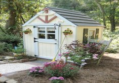 garden shed cottage