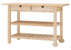 ikea kitchen island cart