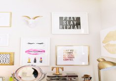Good Wall Hangings For Bedroom   AFL SHOE CLOSET REVEAL: MY SHOE HAVEN! Makeup RoomsDream BedroomWall Art ...