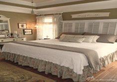 country bedroom decorations