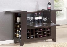 Home Bar Furniture Modern   Modern Bar And Wine Cabinet 2016