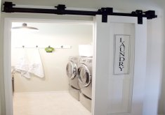 laundry doors ideas