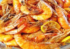 Louisiana Shrimp   ... Favorite Jazz Fest Fare. You Can Also Find His List ...