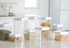 Lovely Cheap Kitchen Storage Containers Cheap Kitchen Storage Containers Kitchen Storage Jars Container For Food Cooking Tools Storage Box Food .