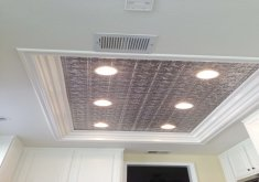 kitchen fluorescent ceiling lights