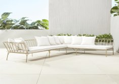 cb2 outdoor table