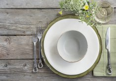 Marvelous Dinner Setting   Dinner Setting How To Set Your Dinner Table | Canadian Living