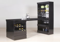 Marvelous Home Bar Furniture Modern   Small Black Bar Furniture