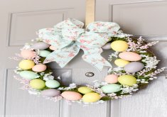 Ordinary Easter Decoration   70+ DIY Easter Decorations   Ideas For Homemade Easter Table And Home Decor