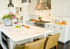 white countertops for kitchen