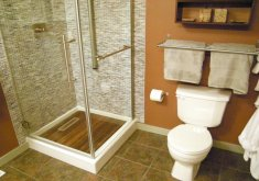 simple bathroom makeovers