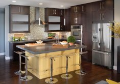 small kitchen counter ideas