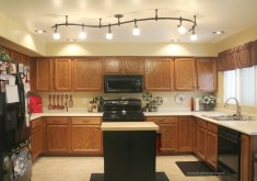 Track Lights In Kitchen   11 Stunning Photos Of Kitchen Track Lighting